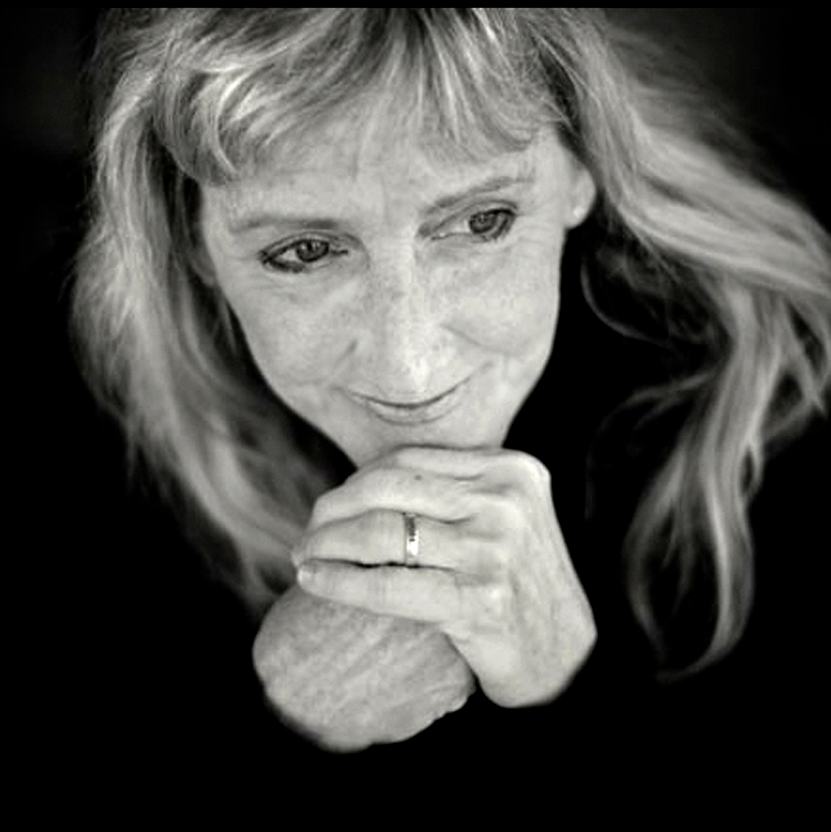 Carol Guzy, photo by Andrea Pritchard
