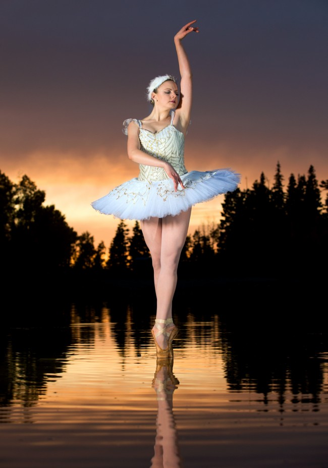 The final image used to promote BYU Theatre Ballet