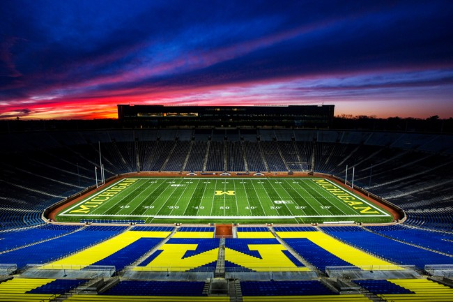 Photo by Eric Bronson, University of Michigan
